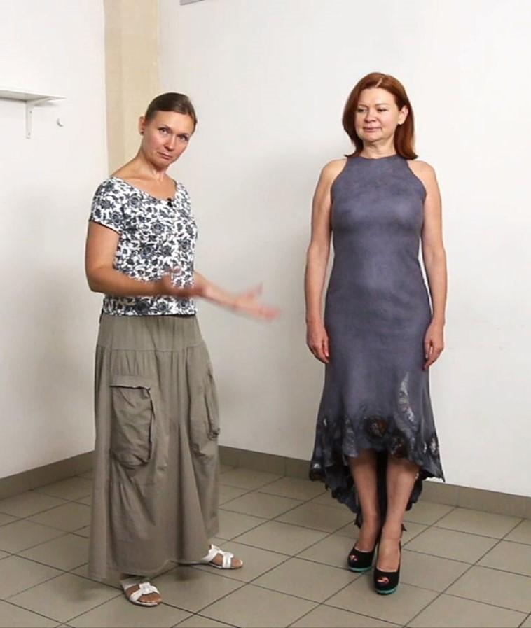 """М.Гладченко """"Платье Каприз"""""""