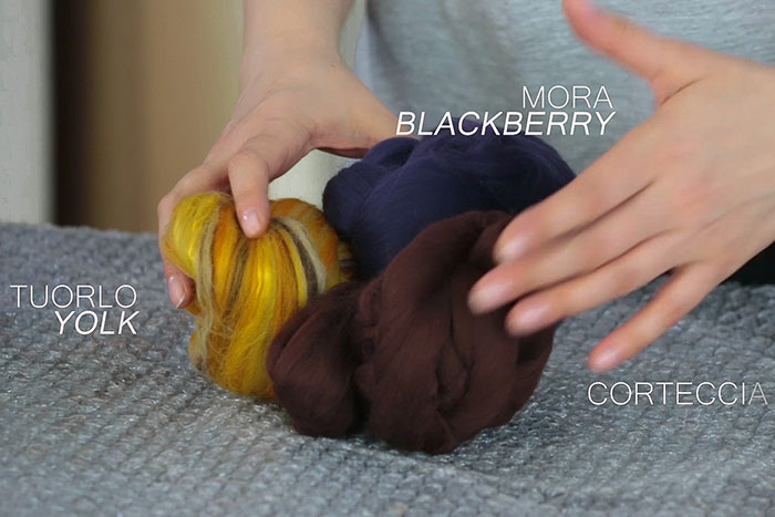 """Диана Нагорная. Видео МК """"Прикладное цветоведение. Арт- шарф с объемным декором и жгутами"""""""