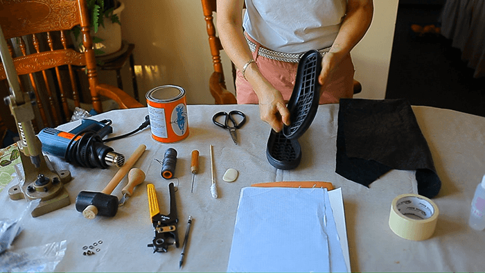 """Алла Халайджи. Видеокурс """"Демисезонные ботинки в технике нуно-фелтинг с ассиметричным вырезом и вставным язычком"""""""