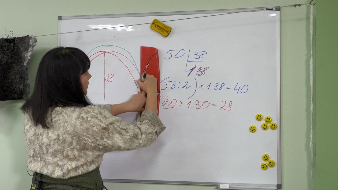 """Ольга Шуляк. Флисовая шапочка """"Радость торжества""""."""