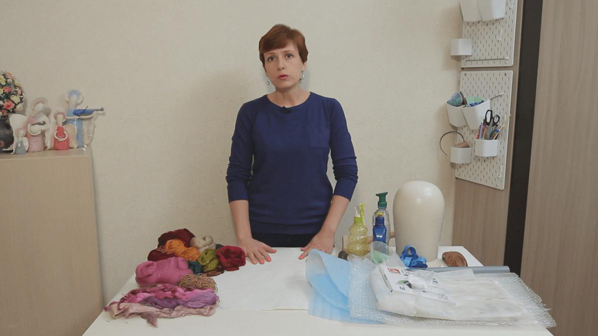 Катя Ветрова «Чалма-трансформер»