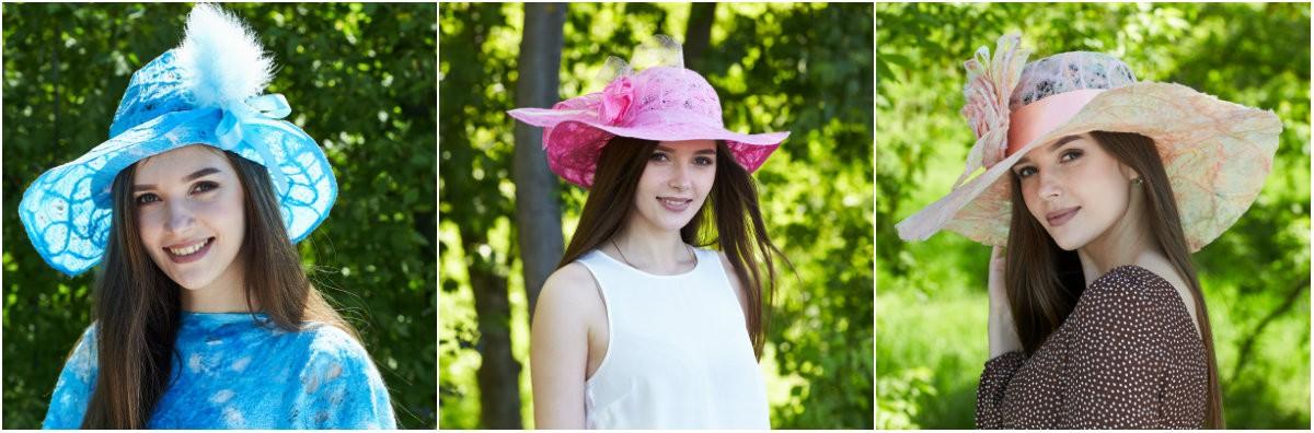 Катя Ветрова. Курс «Летние головные уборы 3 в 1: шляпы, панамы, козырьки»