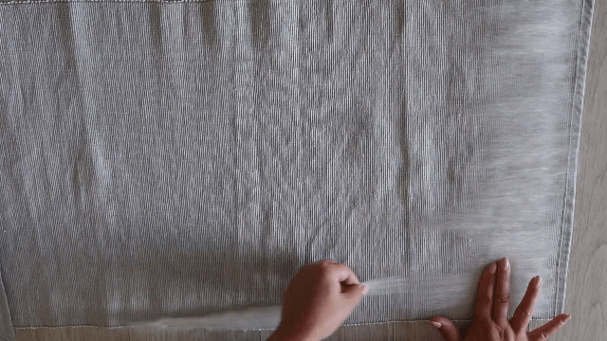 Камала Абдыкадырова. Шарфы в шырдачной технике