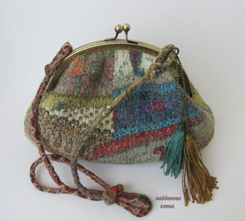 """Е.Найденова """"Про сумки. От КОШЕЛЬКА до РЮКЗАКА"""""""