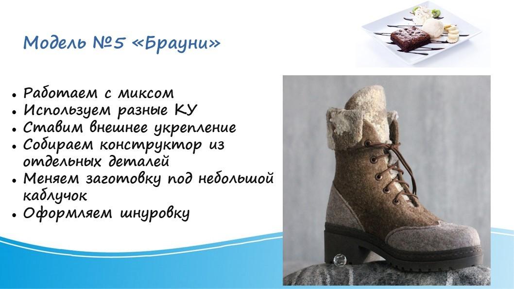 """М. Иванова """"Пушистики"""" создание обуви из флиса"""