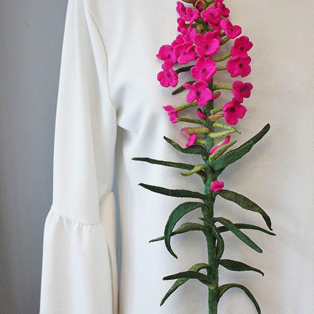 Елена Дол. Шерстяная ботаника